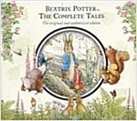 Beatrix Potter the Complete Tales (CD-Audio)