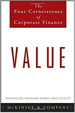 Value : The Four Cornerstones of Corporate Finance (Hardcover)