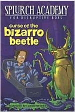 [중고] Splurch Academy: Curse of the Bizarro Beetle (Paperback)