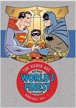 Batman & Superman in World's Finest: The Silver Age Omnibus, Volume 1 (Hardcover)