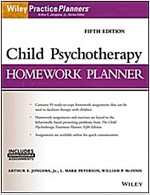Child Psychotherapy Homework Planner (Paperback, 5)