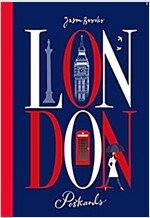 London Postcards (Postcard Book/Pack)