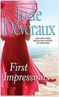 [중고] First Impressions (Mass Market Paperback)