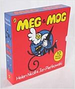 Meg and Mog 10 Books Slipcase Edition (Paperback)
