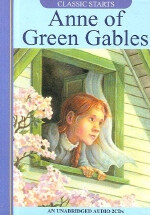 Classic Starts: Anne of Green Gables (Hardcover + CD 2장)