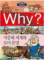 [중고] Why? 지중해 세계와 로마 문명