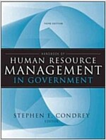 Handbook of Human Resource Management in Government (Hardcover, 3rd Edition)