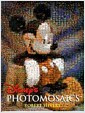 [중고] Disney's Photomosaics (Hardcover)