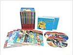 The Magic School Bus #1~20 직수입 도서 (오디오 CD 29장, 단어장 증정) (20 Paperback + 29 CD)