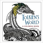 Tolkien's World: A Fantasy Coloring Book (Paperback)