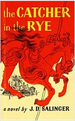Catcher in the Rye (Library Binding, Reprint)