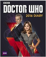 Doctor Who Diary 2016 (Hardcover)
