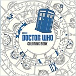 Doctor Who Coloring Book (Paperback, Coloring)