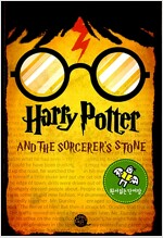 Harry Potter and the Sorcerer's Stone (원서 읽는 단어장: Paperback)