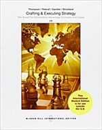 Crafting and Executing Strategy: The Quest for Competitive Advantage: Concepts and Cases (Paperback, 20 Rev ed)