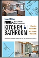 Nkba Kitchen and Bathroom Planning Guidelines with Access Standards (Spiral, 2)