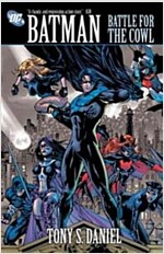 Battle for the Cowl (Paperback)