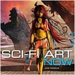 Sci-Fi Art Now (Hardcover)