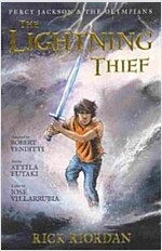 [중고] The Lightning Thief (Paperback)