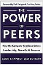 [중고] Power of Peers: How the Company You Keep Drives Leadership, Growth, and Success (Hardcover)