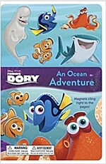An Ocean Adventure (Disney/Pixar Finding Dory) (Board Books)