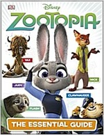Disney Zootopia: The Essential Guide (Hardcover)