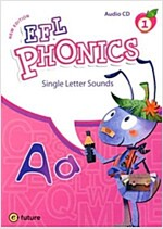 New EFL Phonics 1 : Audio CD (CD 1장, 교재별매)