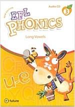 New EFL Phonics 3 : Audio CD (CD 1장, 교재별매)