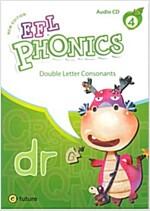 New EFL Phonics 4 : Audio CD (CD 1장, 교재별매)
