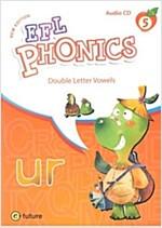 New EFL Phonics 5 : Audio CD (CD 1장, 교재별매)