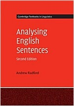Analysing English Sentences (Hardcover, 2 Revised edition)