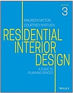 Residential Interior Design: A Guide to Planning Spaces (Paperback, 3)