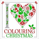 I Heart Colouring: Christmas (Paperback)