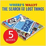 Where's Wally? The search for the Lost things Five book (Paperback)