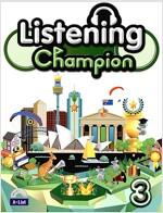 Listening Champion 3 (Student book + Workbook + MP3 CD)