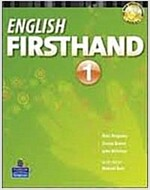 English Firsthand 1 Student Book with Audio CD (Hardcover, 4)