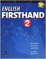 English Firsthand 2 Student Book with Audio CD (Hardcover, 4)