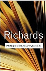 Principles of Literary Criticism (Paperback)
