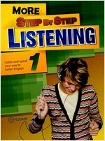 More Step by Step Listening 1 : Student Book (Book + CD) (Paperback + 2 CD)