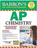 Barron's AP Chemistry (Paperback, 8)
