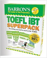 TOEFL Ibt Superpack, 3rd Edition (Paperback, 3, Revised)