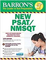 Barron's New PSAT/NMSQT , 18th Edition [With CDROM] (Paperback, 18)