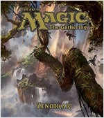 The Art of Magic: The Gathering - Zendikar (Hardcover)