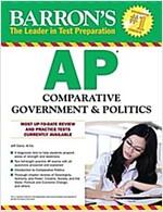 Barron's Ap Comparative Government & Politics (Paperback)