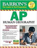 Barron's AP Human Geography (Paperback, 6)