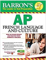 Barron's AP French Language and Culture [With MP3 CD] (Paperback, 2)