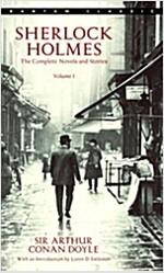 [중고] Sherlock Holmes: The Complete Novels and Stories Volume I (Mass Market Paperback)