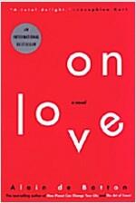 [중고] On Love (Paperback)