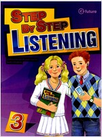 Step by Step Listening 3: Student Book (Paperback + CD 2장)
