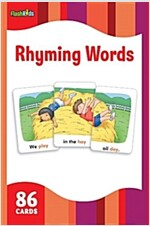 Rhyming Words (Flash Kids Flash Cards) (Other)
